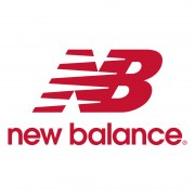 Caraffa sport and run  New Balance logo