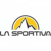Caraffa sport and run La sportiva logo